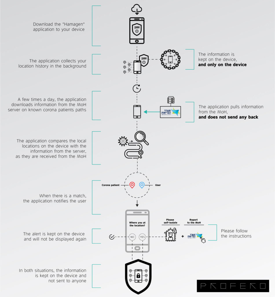 Hamagen infografic