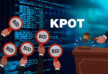 KPOT-REvil auction