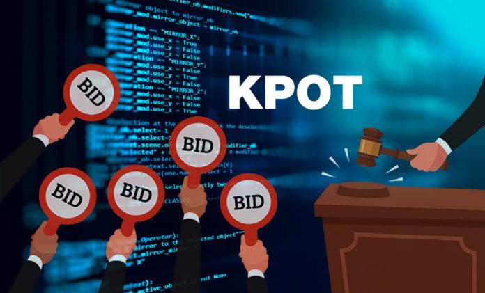 KPOT-REvil auction