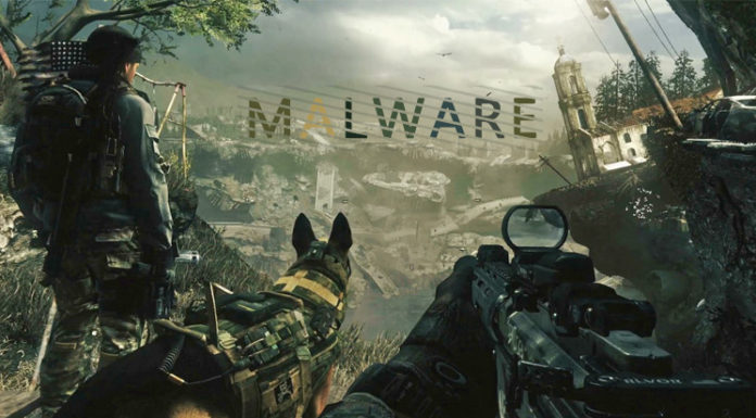 CoD-malware